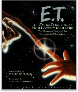 Image of book cover for ET: THE EXTRA-TERRESTRIAL: FROM CONCEPT TO CLASSIC
